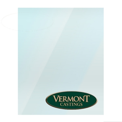 Vermont Replacement Stove Glass - Various Models