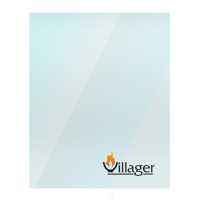 Villager Replacement Stove Glass - Various Models