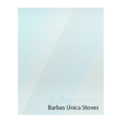 Barbas Unica Replacement Stove Glass - Various Models