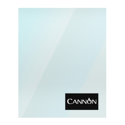 Cannon Replacement Stove Glass - Various Models