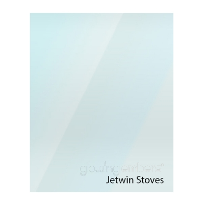 Jetwin Replacement Stove Glass - Various Models