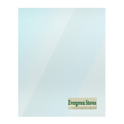 Evergreen Replacement Stove Glass - Various Models