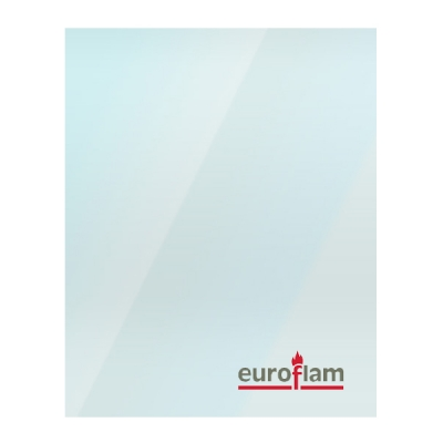 Euroflam Replacement Stove Glass - Various Models