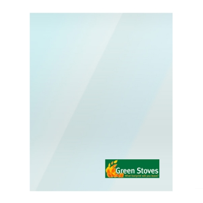 Green Replacement Stove Glass - Various Models