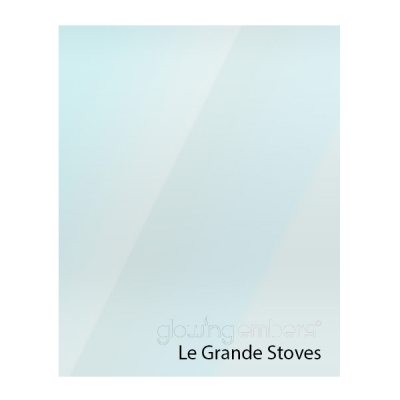 Le Grande Replacement Stove Glass - Various Models