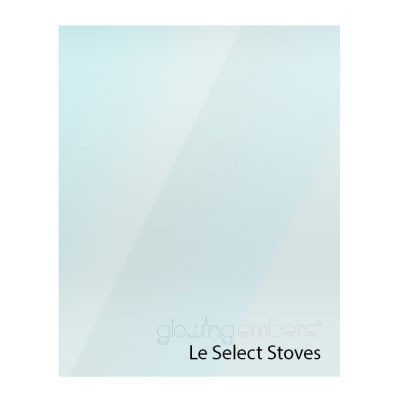 Le Select Replacement Stove Glass - Various Models