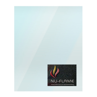 Nu-Flame Replacement Stove Glass - Various Models