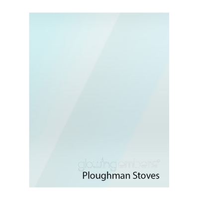 Ploughman Replacement Stove Glass - Various Models