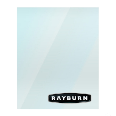 Rayburn Replacement Stove Glass - Various Models