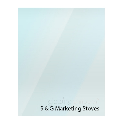 S & G Marketing Replacement Stove Glass - Various Models