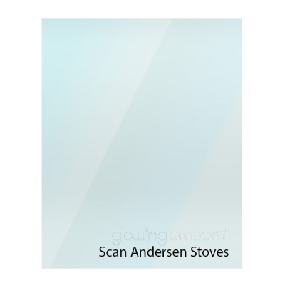Scan Anderson Replacement Stove Glass - Various Models