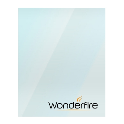 Wonderfire Replacement Stove Glass - Various Models