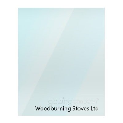 Woodburning Stoves Ltd Replacement Stove Glass - Various Models