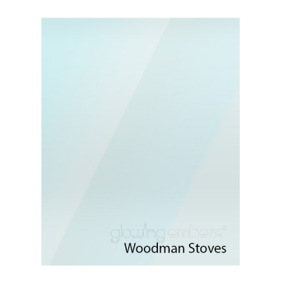 Woodman Replacement Stove Glass - Various Models