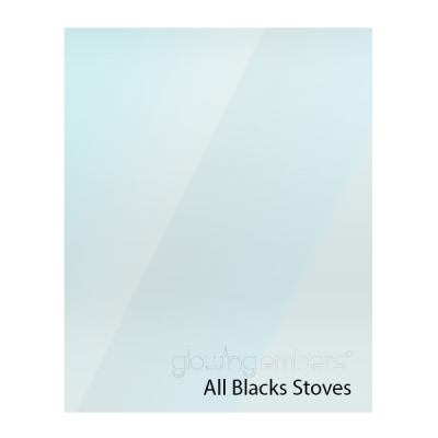 All Blacks Replacement Stove Glass - Various Models