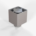 "6"" Flue Cube For Twin Wall Systems"