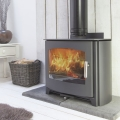 Mendip Churchill 10 MK4 - 9.5kw Defra Multifuel Convection Stove