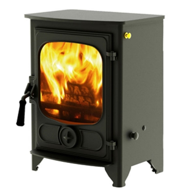 Charnwood Country 4 - 4.8kw Wood Burning Stove