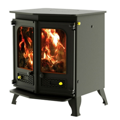 Charnwood Country 8 - 8kw Multifuel Wood Burning Stove
