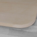Tear Drop Sandstone Hearth - 1000mm x 1000mm (Various Colours)