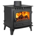 Hunter Herald 6 - 6.5kw Double Sided Wood Burning Stove
