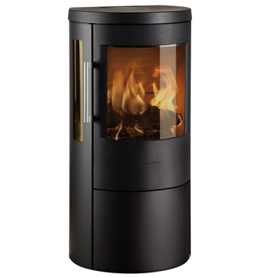 Hwam 3630 6kw Defra Wood Burning Stove With Side Glass