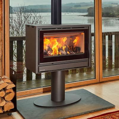 Opus Tempo 80 8kw Wood Burning Stove