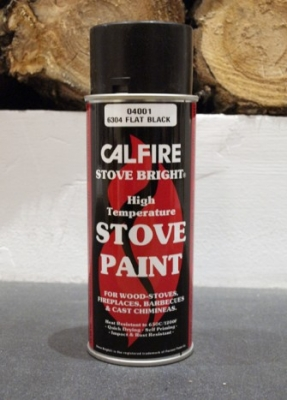 Stove Paint, Aerosol Cans - Various Colours