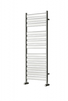 Reina Carpi 1300 X 500 Steel Modern Vertical Bathroom Towel Rail and Radiator