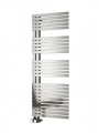 Reina Entice 770 X 500 Stainless Steel Modern Vertical Bathroom Towel Rail and Radiator