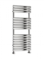Reina Helin 826 X 500 Stainless Steel Modern Vertical Bathroom Towel Rail and Radiator