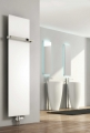 Reina Slimline Vertical 1770 X 300 Steel Contemporary Bathroom Flat Towel Rail and Radiator - RAL Colours
