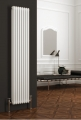 Reina Colona 1500 X 200 (3 columns) Designer Steel Traditional Vertical Radiator - RAL Colours