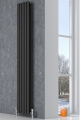 Reina Neva Single Vertical 1500 X 295 Designer Steel Modern Radiator - RAL Colours