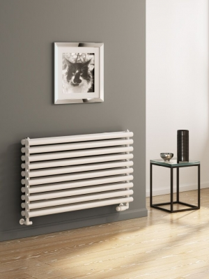 Reina Roda Single 590 x 1400 Designer Steel Modern Horizontal Radiator - RAL Colours