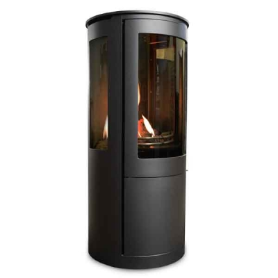 Oak Stoves Serenita Grand Balanced Flue Gas Stove - EX-DISPLAY