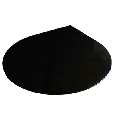 Teardrop Polished Granite Hearth - 30mm x 800mm x 800mm - EX-DISPLAY