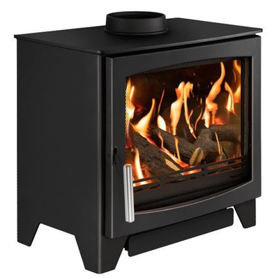 Parkway Aspect 7G - 4.4kw Natural Gas Stove - Log or Coal Effect