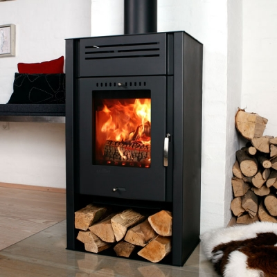 Aduro Asgard 1 - 5kw Defra Approved Wood Burning Stove