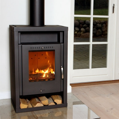 Aduro Asgard 2 - 5kw Defra Approved Wood Burning Stove