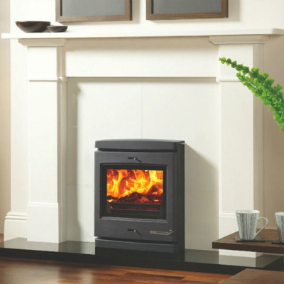Yeoman CL7 8.8kw Multifuel Inset Boiler Stove