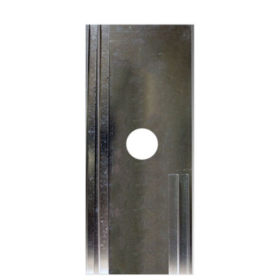 Chimfit Register Plate 1000 x 400 for 4, 5 & 6 Inch Stove Pipe