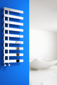 Reina Florina 1525 X 500 Steel Modern Vertical Bathroom Towel Rail and Radiator