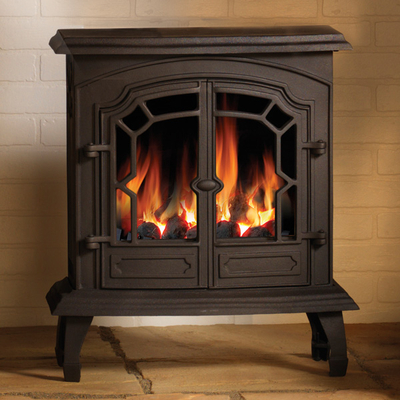 Broseley Lincoln 4.6kw Gas Stove - EX-DISPLAY