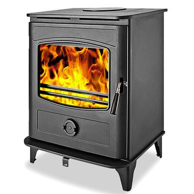 Graphite 10kw Multi Fuel Wood Burning Stove - 1,295.00 :