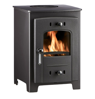 Monarch AX1 4kw Cast Iron and Steel Log Burner