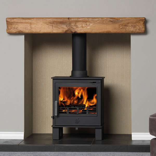 ACR Malvern 5kw Steel Defra Multifuel Wood Burning Stove