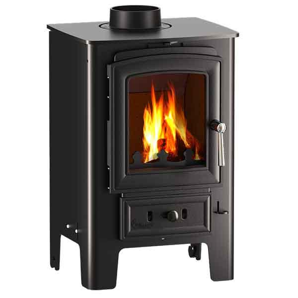 villager heron 5kw wood burning stove