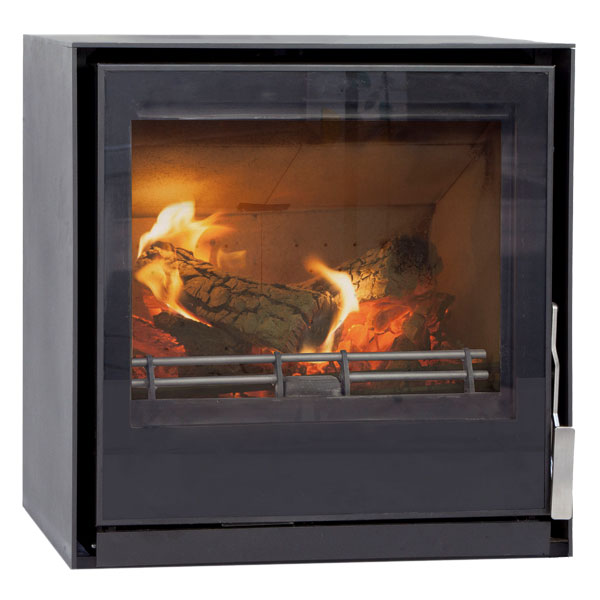 Mendip Christon 550 - 4.8kw Defra Wood Burning Stove