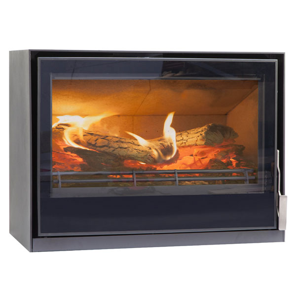 Mendip Christon 750 - 8.7kw Defra Wood Burning Stove
